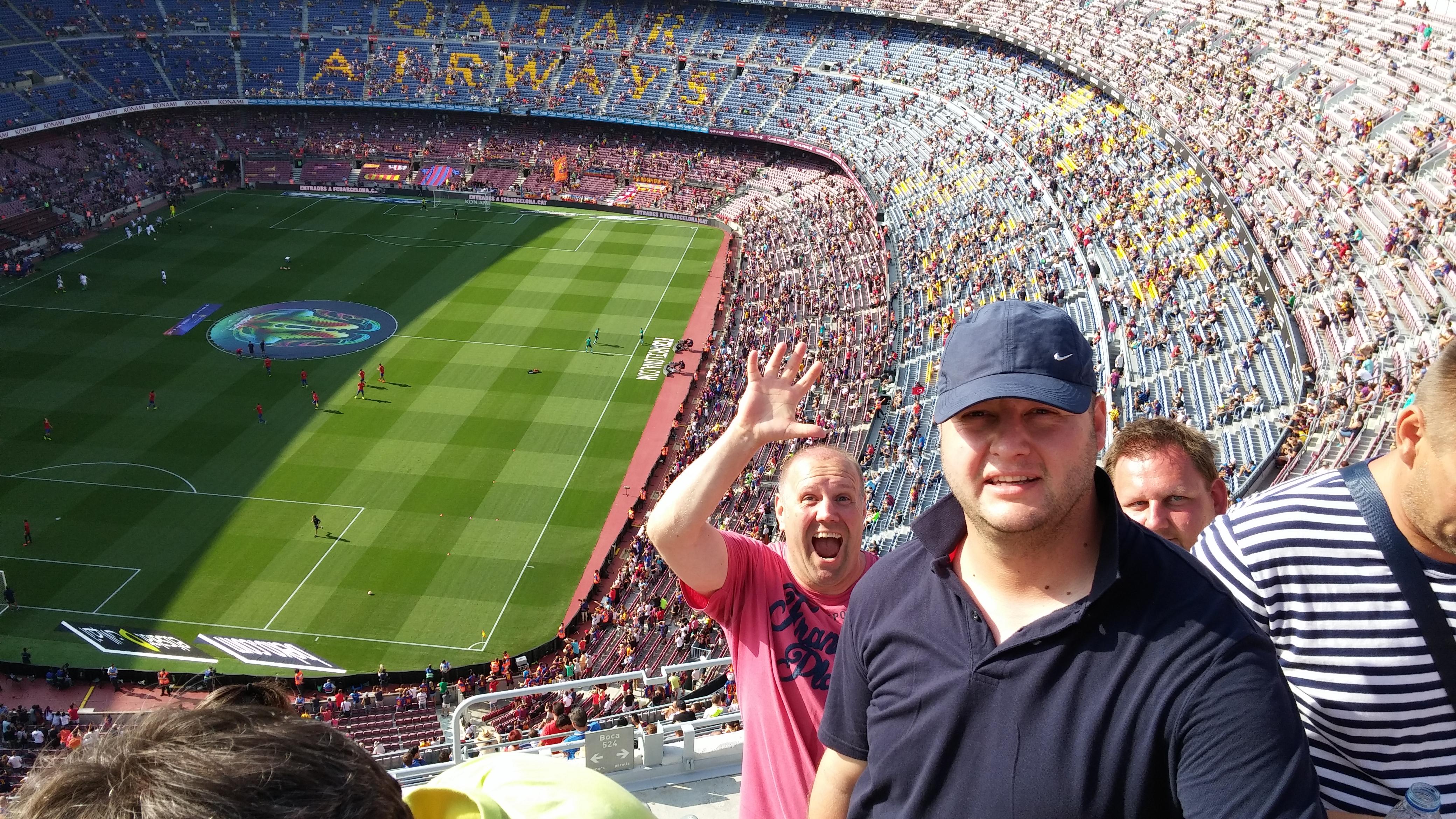 Csavaros vakáció Barcelonában 2016.08.18-21.