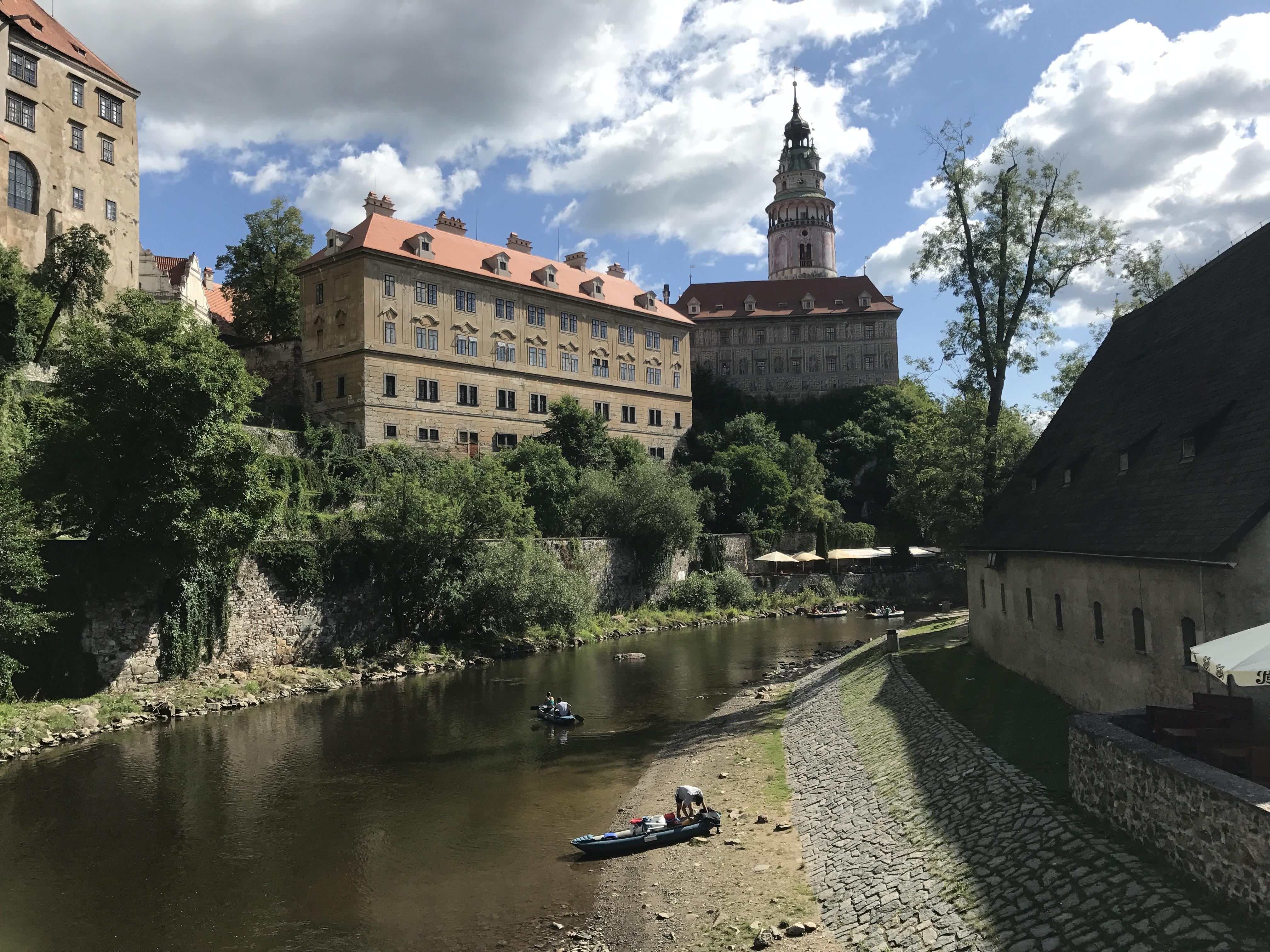 Kalandozások Bohémiában