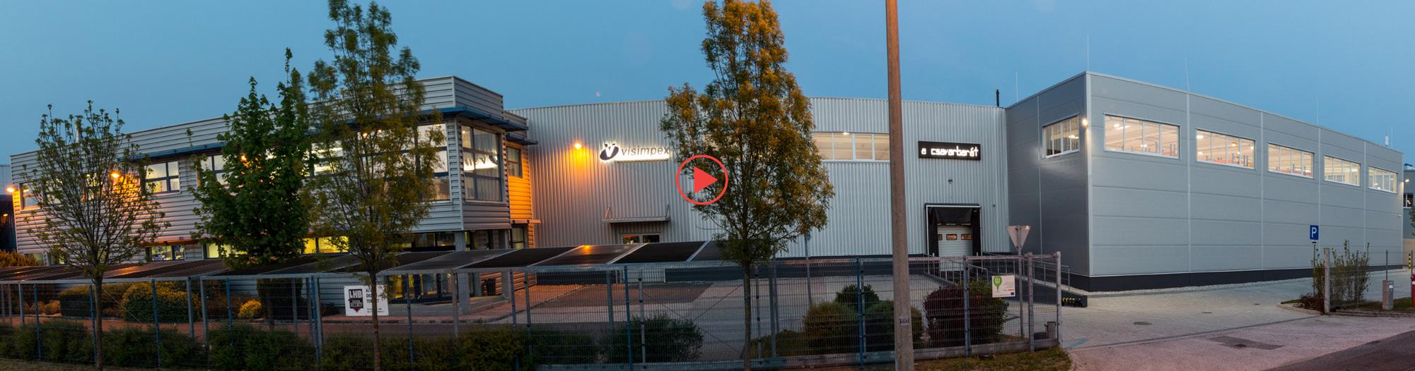 Visimpex-Hungary Kft. - cégbemutató kisfilm