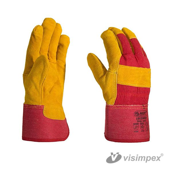 Ox slit winter glove