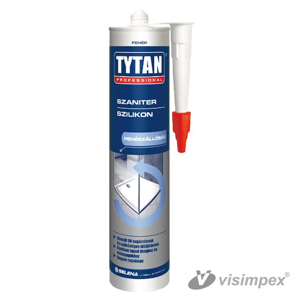 Tytan Professional sanitary silicone