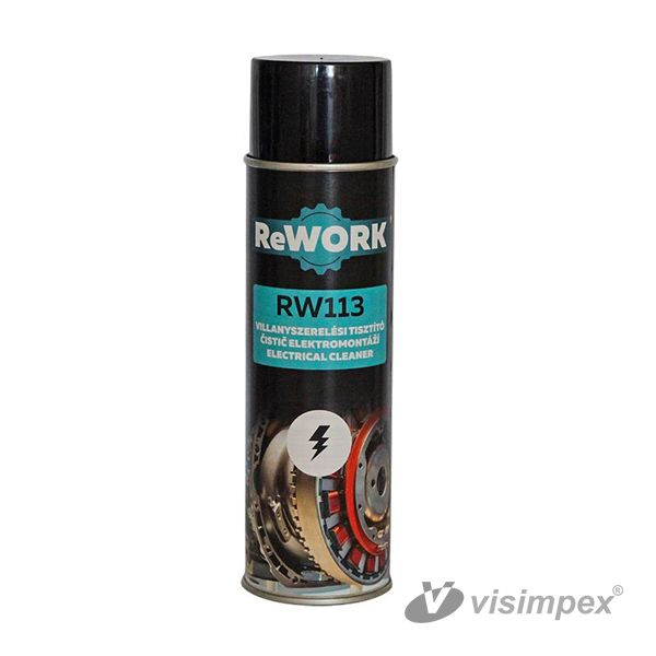 ReWork electrical cleaning spray RW113